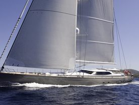 Charter Award-Winning Sailing Yacht DESTINATION in the Caribbean