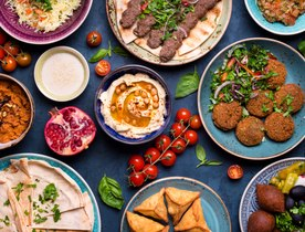 5 of the best national dishes to try when chartering a superyacht in Turkey