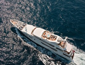 Motor Yacht SEAHORSE Joins Global Charter Fleet