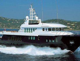 42.7 Metre Yacht Capricorn For Charter