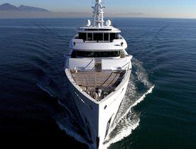 Superyacht 'Grace E' to Attend Monaco Yacht Show 2014