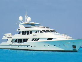 EXCLUSIVE: First Look at Superyacht 'Lady Bee''s Transformation
