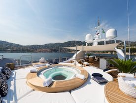 5 superyachts open for last minute South of France yacht charters