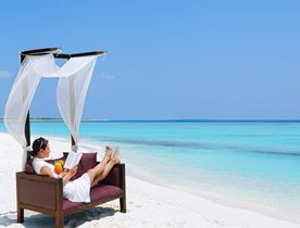 A Week In The Maldives