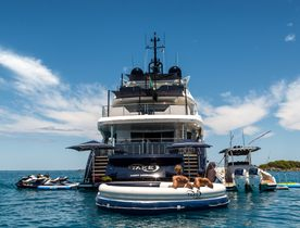 Superyacht 'Take 5' Available For Charter In France This September