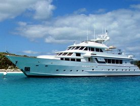 M/Y 'Le Montrachet' for Charter in the Bahamas