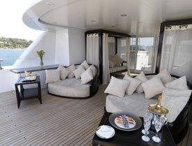 Mediterranean yacht charter special with luxury yacht 'My Little Violet'
