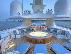 Feadship superyacht CYNTHIA opens for holiday charters in the Caribbean
