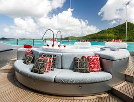Save 20% aboard CMN superyacht SLIPSTREAM