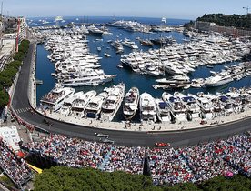 5 Of The Best Superyachts Available For Charter At The Monaco Grand Prix 2017