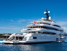 74m CRN Superyacht 'Cloud 9' set to attend  Monaco Yacht Show 2018