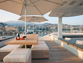 Superyacht SENSEI Offers Exclusive Event Charter Rate for Monaco Grand Prix
