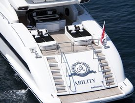 Motor Yacht ABILITY Offers 20% Summer Discount