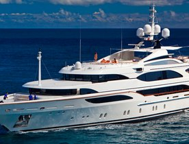 Motor Yacht Jaguar New To The Charter Fleet