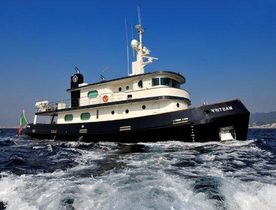 Charter yacht MASTIFF Offering 15% Discount