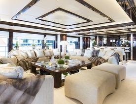 Charter Yacht 'Illusion V' Shortlisted for Four ShowBoats Design Awards