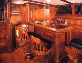 Reduced Charter Rate on Sailing Yacht MARAE