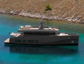 New Motor Yacht WALLY KOKONUT Joins the Charter Fleet