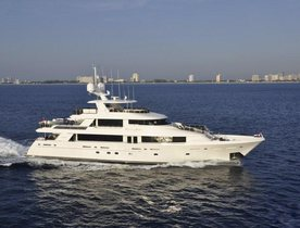 Mustang Sally Has Select Charter Availability in the Bahamas