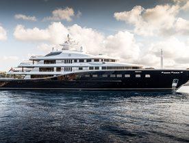Charter Yachts Shine at ISS Design Awards 2017