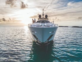 Luxury yacht 'Vista Blue' opens for charter in the Bahamas