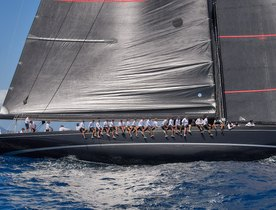 Sailing yachts prepare for 2019 St Barths Bucket Regatta