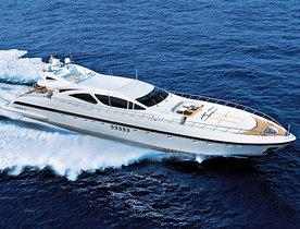 Superyacht MISUNDERSTOOD New to the Charter Fleet