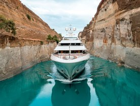 New & Popular Superyachts Perfect for Greece This Summer