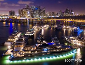 Best show photos live: Miami Yacht Show 2018