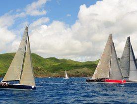 Antigua Sailing Week 2013