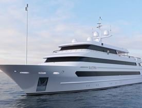 60m Superyacht Katina to Join the Yacht Charter Fleet