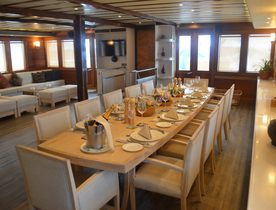 Sailing Yacht LAMIMA Offering Cabins for Charter