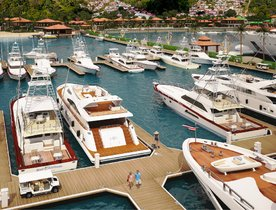 Costa Rica's Brand New Golfito Marina Opens for Business