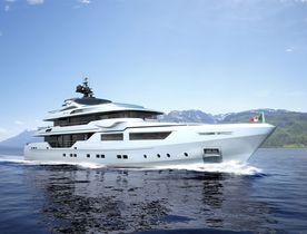 Charter Yacht ENTOURAGE Confirmed for Fort Lauderdale International Boat Show