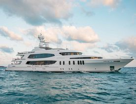 Last-minute charter availability for 58m motor yacht SKYFALL in the Mediterranean