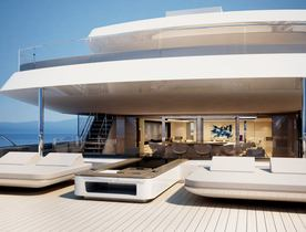 Charter Yacht 'GRACE E' Wins 'Best Interior' Award at Monaco Yacht Show