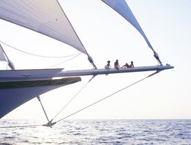 90m Sailing Yacht ATHENA Confirmed To Attend The Monaco Yacht Show 2016