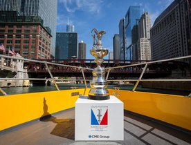 Chicago Prepares for the America's Cup World Series