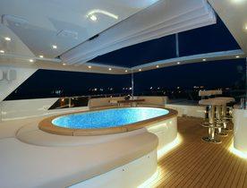 Superyacht TATIANA Charter Deal in the Mediterranean