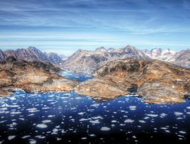 Discover Greenland On Board Palmer Johnson Superyacht PIONEER