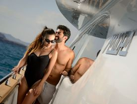 Easter charter special: superyacht AMAYA announces offer