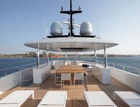 Croatia charter special: Luxury yacht QUARANTA offers unmissable September deal