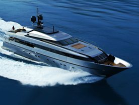 Save on Mediterranean yacht charters with luxury yacht 4A