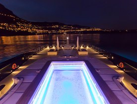 World's Largest Expedition Yacht LUNA Now Open to Charter