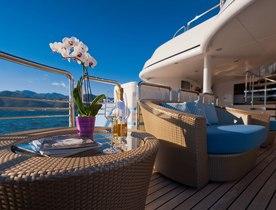 Superyacht SPIRIT Opens for Charter in Australia