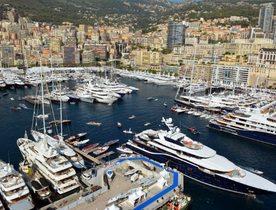 The Monaco Yacht Show 2015 Opens