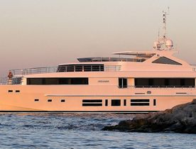 Charter Yacht Indiana Available in The East Mediterranean