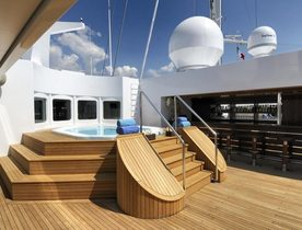 Charter Yacht 'Lauren L' Heads To Thailand For The Winter