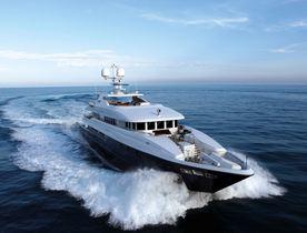 Croatia charter special: save money on board luxury yacht 'Zaliv III'