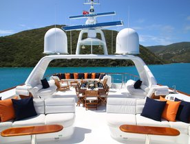 Bahamas yacht charter special: save 27% on Trident superyacht M4